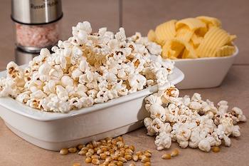 Kann ich meinem Hund Popcorn geben?